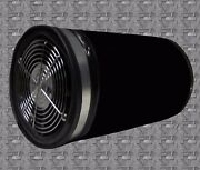 Carbon Filter W/240 Cfm Fan 8 X 14 Eliminate Hydroponic Odors Usa Refillable