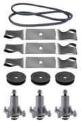 Sears Craftsman 54 Lawn Tractor Mower Deck Parts Rebuild Kit - Free Shipping