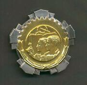 Yugoslavia - Order Of Labour With Gold Wreath - 2nd Class