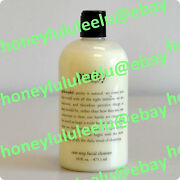 Philosophy Purity Made Simple One Step Facial Cleanser 16 Oz New Seal Authentic