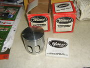 Rupp Nitro L/c 440 Piston Sets Wiseco 2281ps With R Rings Xenoah 1977-78 Forged