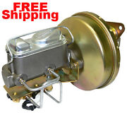 1967 68 69 70 Ford Mustang Mach 1 Gt Power Brake Booster Disc / Drum