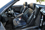 Mercedes Sl R129 Sl320 Sl500 Sl600 Leather Front Seat Kit 1996-02 Seat Covers