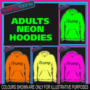 I Trump Funny Fart Farting Passing Wind Adults Teenager Electric Hoodie Hoody