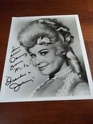 Sue Ane Langdon Hand Signed Autographed 8x10 Photo Mitzi Frankie And Johnny