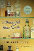 A Beautiful Blue Death The First Charles Lenox Mystery By Charles Finch Englis