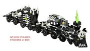 Lego 9467 - Monster Fighters - Ghost Train - Train Only - No Mini Figure / Box