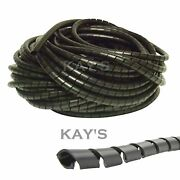 Spiral Cable Wrap Tidy Hide Banding Loom Pctvhome Cinemawire Management