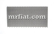 Mercedes 190 Ponton 1956-59 Stainless Steel 170x190 Mm Radio Grill New