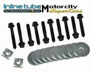 1964-72 A-body Mount Cushion Rubber Hardware Bolt Bolts Washers Factory Nosr 22p