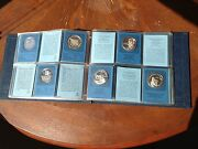 Franklin Mint Special Commemorative Issues 1972 First Edition Sterling Silver