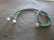 Tail Light Wiring Pigtail Double Contact For Turn And Stop Lights All Models