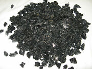 Black Fire Glass For Your Gas Fireplace Or Gas Fire Pit Gl-black