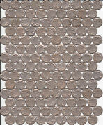 300 Buffalo Nickels - Mostly Full Dates - 1920s/1930s - No Damaged/junk Coins