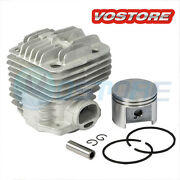 49mm Cylinder Piston Ring Assembly For Stihl Ts400 Ts 400 Cutoffsaw 4223 020 120
