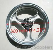 Aluminum 13 Gas Scooter Front Rim Max 1350n For Peace Sportsroketa