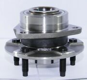 Front 5stud Wheel Hub Fit 05 Chevy Equinox Lt/ls Sport Utility 4d Non-abs Brakes
