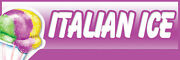 2ft X 6ft Italian Ice Prpl Vinyl Banner 2and039x6and039 -alt To Banner Flag 185
