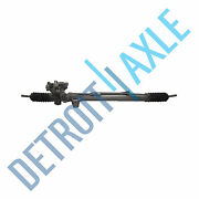 Complete Power Steering Rack And Pinion Assembly 1995 - 1998 Acura Tl 2.5l 4cyl