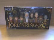 Pez The Lord Of The Rings Collectors Set 126,044
