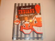 1948 Cleveland Indians Sketch Book / Year Book Yearbook 2