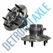 Rwd Front Wheel Bearing And Hub For 2009-2011 2012 Chevrolet Colorado Gmc Canyon