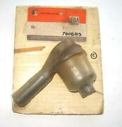 Nos 1970-1974 Cadillac Deville Calais Fleetwood Tie Rod And Ball Stud Assy 7808819