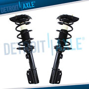 Chevy Impala Monte Carlo Rear Complete Spring Shock And Strut Assembly - 16 Wheel