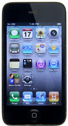 Apple Iphone 3gs - 8gb - Whiteno Wi-fi Capability Flashed To Pageplus
