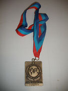 1990 Seatle Goodwill Games Kevin Young Participation Trackandfield 3nd Place Medal