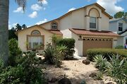 3005 Florida Homes For Rent 4 Bedroom Home With Pool Close To Disney Orlando