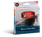 Sa Mastery Series Saltwater Fly Line In Yellow/horizon, Wf12f