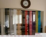String Curtain For Window Wall Decor Door Divider Room Screen Party Events