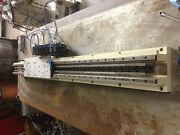 6' Trilogy 41010m-b Linear Motor Renishaw Cnc Actuated Slide Table