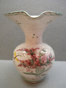 Vintage GERMANY ULMER KERAMIK FLOWER PITCHER VASE GERMAN