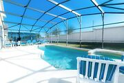408 Orlando Area Vacation Rental 5 Bedroom Home With Pool And Spa 10 Night Deal