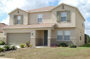 826 Florida Villas For Rent Large 5 Bed Home With Games Room And Pool 10 Nights