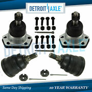 Front Upper And Lower Ball Joint Assembly For Chevrolet Gmc Chevy Blazer Camaro