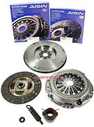 Genuine Aisin Clutch Kit And Flywheel For Toyota 4runner Tacoma Tundra 3.4l 6cyl