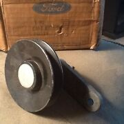 Nos Ford Air Conditioning Fixed Idler Pulley 1965 1969 240 Ci 6 Cylinder