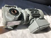 New Sew-eurodrive Saf37 Dt71d4 Gear Motor Drive3phase.37 Kw277/480vrpm 17he