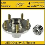 2010-2011 Toyota Camry Front Wheel Hub And Bearing Kit 2.5l Engine Only