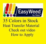 Heat Transfer Tshirt Vinyl Press 15 Wide Best Quality Made In Italy
