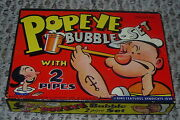 Transogram Popeye Bubble Pipe Set 1936 3133 Usa King Features