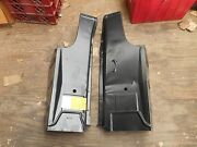 Nos 1969 1970 Ford Mustang And Shelby Trunk Floors Pair