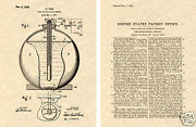 Fire Extinguishing Grenade Us Patent Art Print Ready To Frame Vintage1925