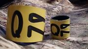 Custom Mini Neck Collar Bands Goose Band/duck Band To Fit Your Lanyard