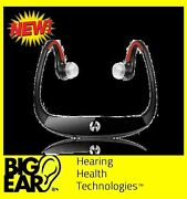 Motorola Bluetooth Be-s10-hd New Bluetooth Headset Adapters Dual Ear Compatible