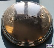 And03940-and03950-and03960and039s Buick Used Chrome Dog Dish Engraved Buick 10 1/8 Id Dd002