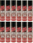 12 Cans Tri-flow 20006tf 12 Oz Aerosol Penetrating Lubricant With Ptfe